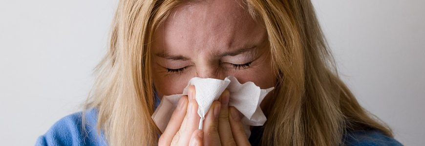 Natural Tips to Fight a Cold